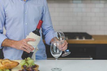Ordre pour servir le vin